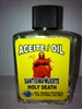 MAGICAL AND DRESSING OIL (ACEITE) 1/2 OZ FOR HOLY DEATH (SANTA MUERTE)
