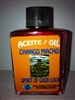 MAGICAL AND DRESSING OIL (ACEITE) 1/2OZ FOR ORISHA CHANGO MACHO (THE SPIRIT OF GOOD LUCK)