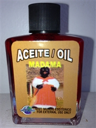 MAGICAL AND DRESSING OIL (ACEITE) 1/2 OZ FOR LA MADAMA