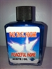 MAGICAL AND DRESSING OIL (ACEITE) 1/2 OZ FOR PEACEFUL HOME (PAZ EN EL HOGAR)
