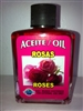 MAGICAL AND DRESSING OIL (ACEITE) 1/2 OZ FOR ROSE / ROSES (ROSAS)