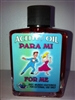 MAGICAL AND DRESSING OIL (ACEITE) 1/2 OZ - FOR ME (PARA MI)