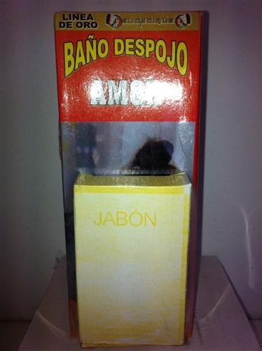 SPIRITUAL BATH AND SOAP COMBO PACK (BANO DESPOJO & JABON) - LOVE (AMOR)