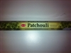 STICK INCENSE 20 STICKS PER PACK - PATCHOULI (PACHOULI)