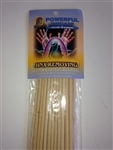 LAMA TEMPLE POWERFUL INDIAN INCENSE 22 STICKS - JINX REMOVING ( QUITA MALDICION )