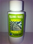 SPIRITUAL POWDER ( POLVO ESPIRITUAL ) 1 OZ FOR MONEY (DINERO)