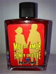 SPIRITUAL MYSTICAL PERFUME 1 FL OZ - HONEY OF LOVE (MIEL DE AMOR)