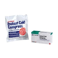 Instant Cold Compress or Cold Pack 4 inch x 5 inch