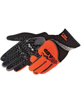 LARGE, LIGHTNING GEAR, WASP, MECHANICS GLOVE, SILICONE PALM
