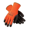 PowerGrab™ Thermo HI-VIZ Seamless Knit Acrylic Terry Gloves w/ Latex Microfinish® Grip