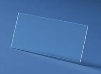 Welding Cover Plate, 02in x 4.25in, Polycarbonate
