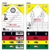 Medical Emergency Triage Tag, Informational Instructional, 50 per pack
