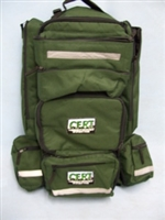 Ultra-Deluxe CERT Backpack & Waist Pack Combo