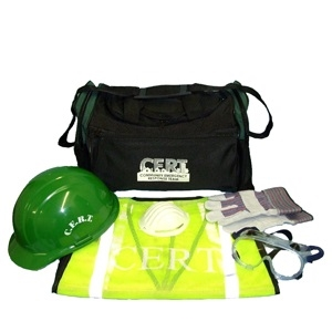 CERTKIT2 Basic Cargo Bag CERT KIT