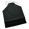 BLACK HEAVY APRON, 18oz, 35in x 45in
