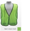 All Purpose Mesh Vests Lime Green