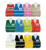 Incident Command Vest