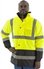Parka, High Visibility ANSI 107-2010 Class 3