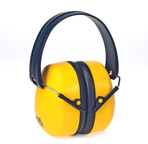 Ear Muff Foldable Lightweight Design NRR 34 dB