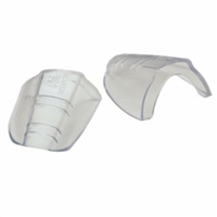 CLEAR FLEX SIDESHIELDS, RADIANS