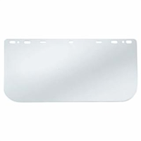 CLEAR FACESHIELD 8x15-1/2 REGULAR PC