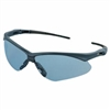 NEMESIS SG BLUE FRAME, LIGHT BLUE LENS