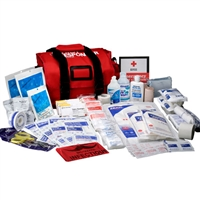 First Responder First Aid Kit 158 piece