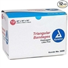 TRIANGULAR SLING BANDAGE 36x36x51 W/2 SAFETY PINS 12/BX