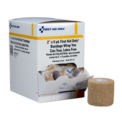 Tape 6oz Cohesive Medical Grade 2inch x 5yd