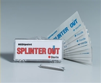 Splinter-Out, 10 per box