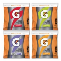 Gatorade Instant Powder, Variety Pack- Case of 32