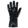 Ansell Chemical Resistant Gloves- Black