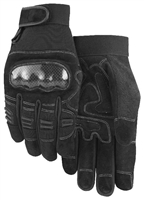 Gloves, Mechanics Knuckle Head Style, with TPU Guard