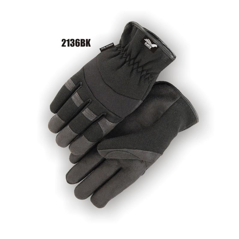 Armor Skin Hawk Slip On Style Gloves