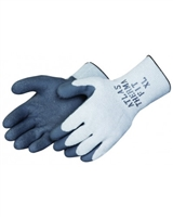 Showa Atlas 300i Thermal Fit Gloves, Latex Palm- Grey, Pack of 12
