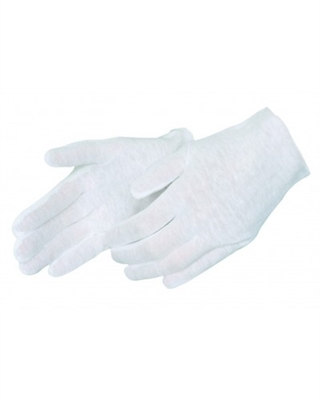 MENS COTTON LISLE EXAM GLOVES