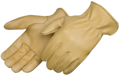 Drivers Gloves A Grade Deerskin with Keystone Thumb