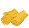Seams Out Textured Vinyl Coated Gloves- Yellow