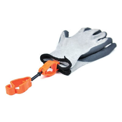 Glove Holders with Built in Attachment Clips, 1 lb Cap.