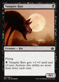 Vampire Bats - Duel Decks Anthology, Garruk vs. Liliana - Common