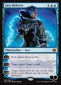 Jace Beleren - Duel Decks Anthology, Jace vs. Chandra - Mythic Rare