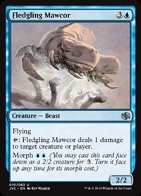 Fledgling Mawcor - Duel Decks Anthology, Jace vs. Chandra - Uncommon