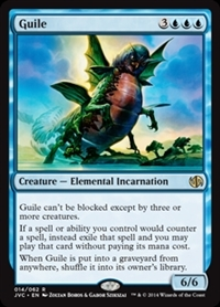 Guile - Duel Decks Anthology, Jace vs. Chandra - Rare