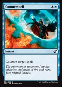 Counterspell - Duel Decks Anthology, Jace vs. Chandra - Common