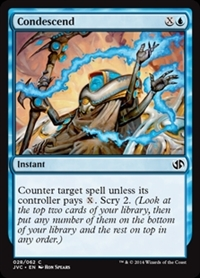 Condescend - Duel Decks Anthology, Jace vs. Chandra - Common