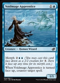Voidmage Apprentice - Duel Decks Anthology, Jace vs. Chandra - Common
