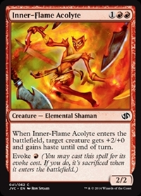 Inner-Flame Acolyte - Duel Decks Anthology, Jace vs. Chandra - Common