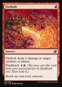 Firebolt - Duel Decks Anthology, Jace vs. Chandra - Common