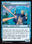 Willbender - Duel Decks Anthology, Jace vs. Chandra - Uncommon