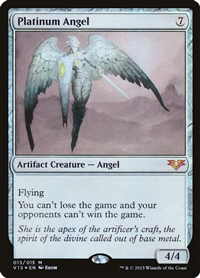 Platinum Angel - From the Vault: Angels - Mythic Rare